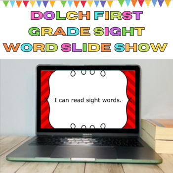 Dolch First Grade Sight Word PowerPoint