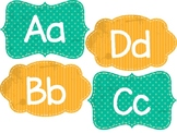 Dolch First Grade Sight Word Wall Cards