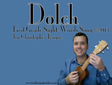 Dolch First Grade Sight Words Song
