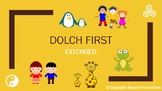Dolch First PowerPoint -EXTENDED- inc. Definitions, Senten