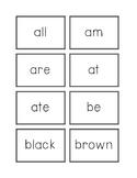 Dolch Flashcards Primer Words