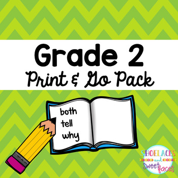 Dolch Sight Word Tool Grade 2 Print & Go