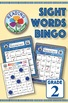 Dolch Grade 2 Sight Words Bingo: Digital & Print - Two Games for Small Groups