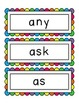 Dolch Grade One Word Wall