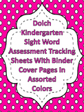 Dolch Dot Kindergarten Sight Word High Frequency Words Tra