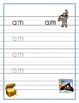 Dolch Kindergarten Words Trace Worksheets Pirate Theme