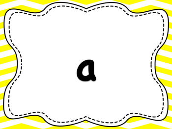Dolch List Sight Words / High Frequency Words: Zig Zag - A to M