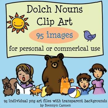 Sight Words Clip Art - 95 images