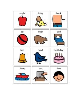 Dolch Noun Puzzle Fun!