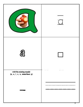 Dolch Picture Cue Full Page 6 Part  Activity Cards - 220 Pages