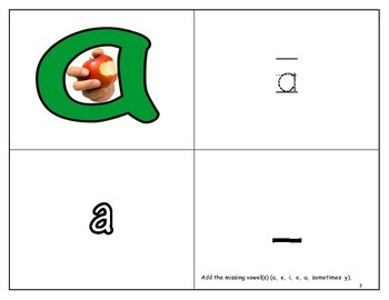 Dolch Picture Cue Full Page 4 Part  Activity Cards - 220 Pages