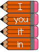 Dolch Pre Primer Word Wall Sight Word Cards- Orange