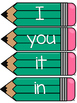 Dolch Pre Primer Word Wall Sight Word Cards- Turquoise
