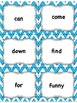 Dolch Pre-Primer Sight Word Flashcards