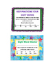 Dolch Pre Primer Sight Word Review Materials and Awards