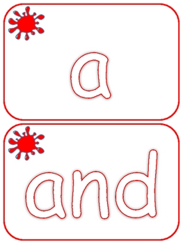 Dolch Pre-Primer Sight Words Playdoh Mats