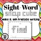 Dolch Sight Words Snap Block - Pre-Primer