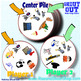 Dolch Pre-primer Sight Words Matching Game SHOUT OUT Set 1