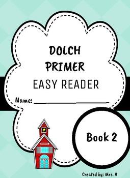 Dolch Primer Easy Reader