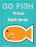 Dolch Primer Go Fish Game
