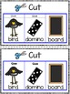 Dolch Primer Sight Word Booklet BLACK