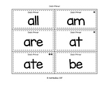 Dolch Primer Sight Word Cards - Word Wall, Flash Cards