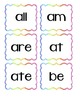 Dolch Primer Sight Word Centers & Flash Cards