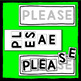 Dolch Primer Sight Word Letter Scissoring - A Sight Word L