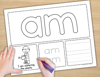 Primer Sight Word Play Dough Activity Mats | Multi-Sensory Sight Word Practice