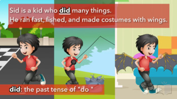 Dolch Primer Sight Word Videos, #1-25 (of 52): Teach Spelling, Usage, & More