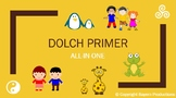 Dolch Sight Words PowerPoints - PREVIEW PPT - Pre-Primer/P