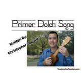 Dolch Primer Sight Words Song