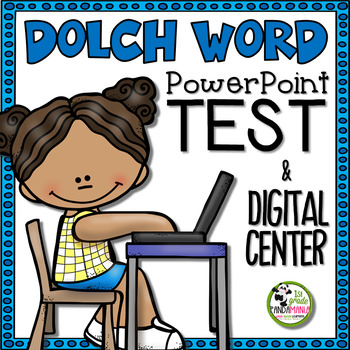 Dolch Quick and Easy Sight Word PowerPoint Test