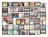 Dolch Regular Site Words Pre-K Through 3rd Grade Board Game
