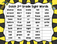 Dolch Second Grade Constructing Sight Words  Mats
