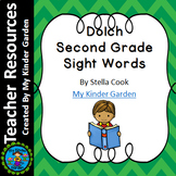 Dolch 2nd Grade High Frequency Words Sight Word PowerPoint