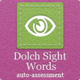 Dolch Sight Word Assessment and Progress Monitoring Software