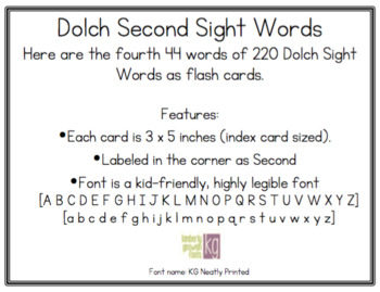 Dolch Sight Word BUNDLE!!!
