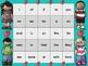 Sight Word Bingo for Words 1-25