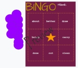 Dolch Sight Word Bingo Student Copies *virtual or in person*