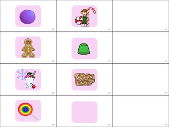 Dolch Sight Word Candyland® Cards: Pre-Primer