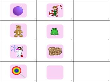 Dolch Sight Word Candyland® Cards: Primer