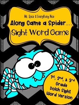 Dolch Sight Word Card Game - Grade 1 Grade 2 Grade 3 Version