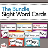Dolch Sight Word Cards - The Bundled Set
