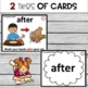 Sight Word Cards with Pictures:  Dolch First & Second Grade Lists