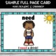 Dolch Sight Word Cards with PIctures:  preschool-grade 2