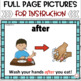 Sight Word Cards wtih Pictures (DOLCH):  Growing Bundle