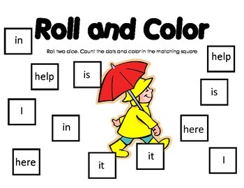 Dolch Sight Word Centers - ALL LEVELS