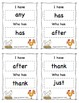 Dolch Sight Word - First Grade Activity Packet