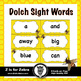 Dolch Sight Word Flash Cards & Nouns 316 cards - Bee